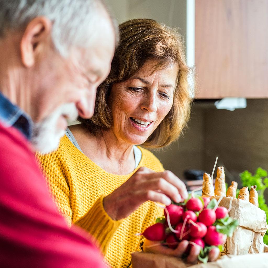 Prestations de repas à domicile Lou Recate Services à la personne.