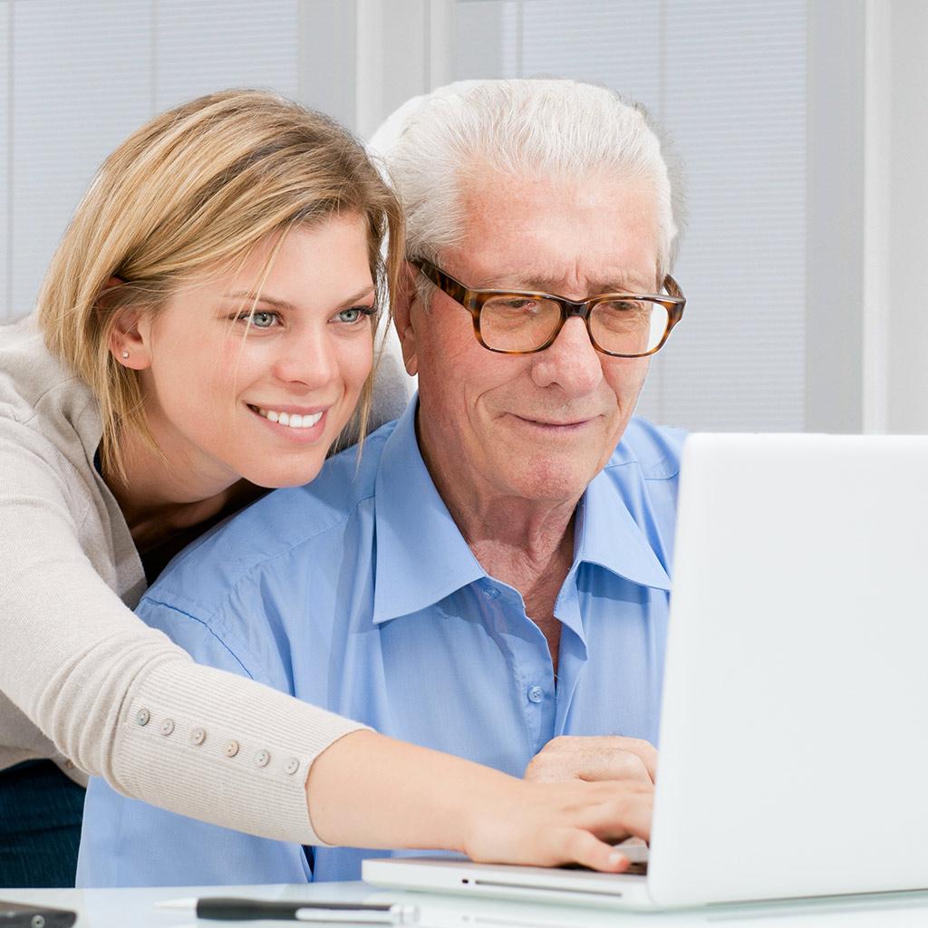 Assistance informatique à domicile Lou Recate Services à la personne.